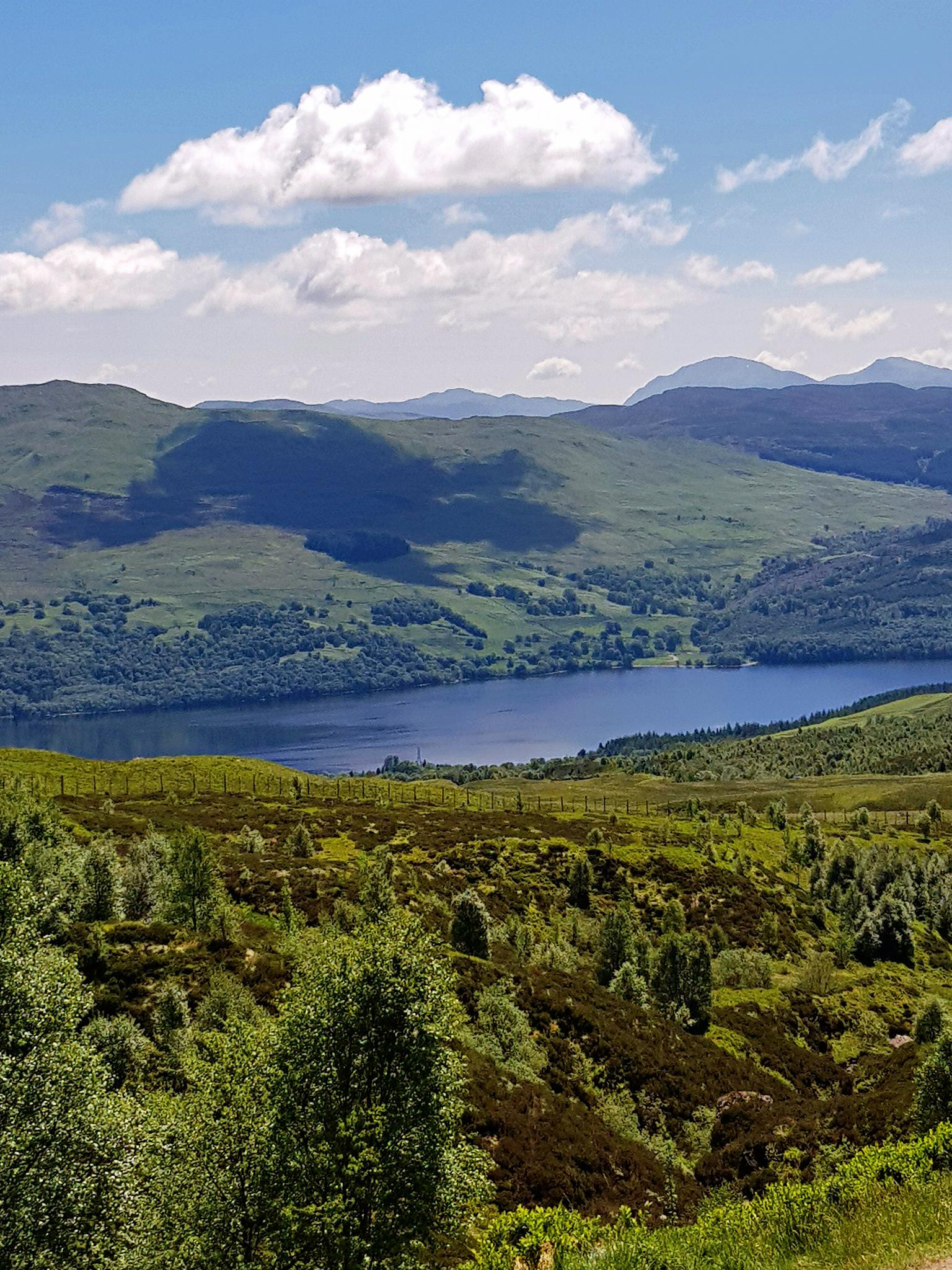 Loch Tay Return