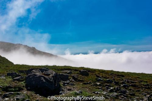 Ben Lawers and Beinn Ghlas Cloud Inversions