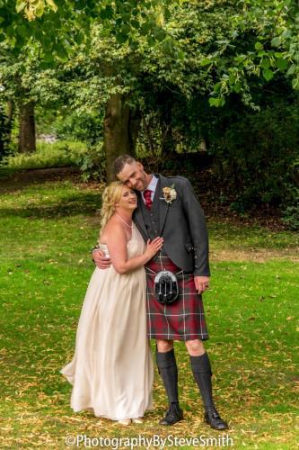 Scott and Yvette's Wedding Day